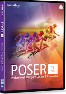PoserPro 11